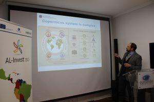 AL-Invest 5.0 Copernicus presentation
